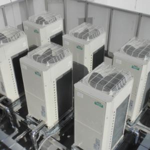 設備事業 空調設備、換気設備