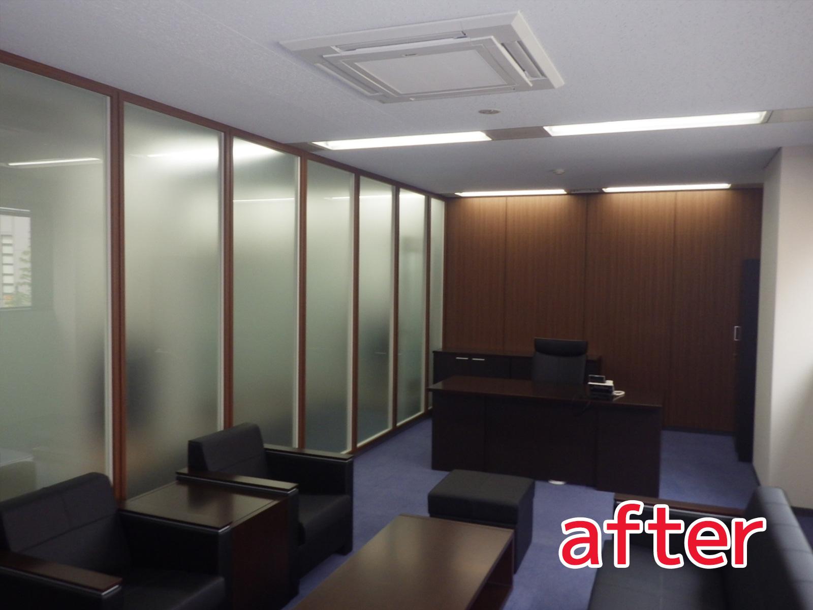 ビジネスビル 電気・空調換気設備工事